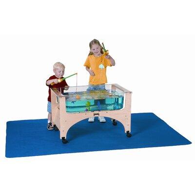 Floor Mat Rug Size: 46 x 6