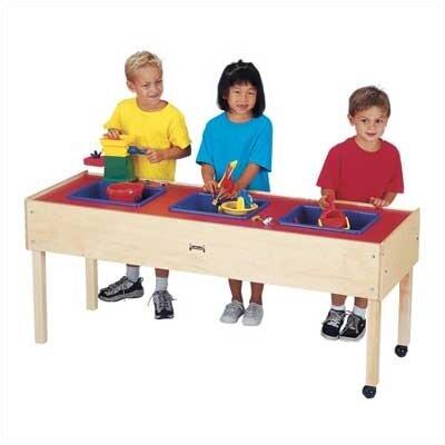 Jonti-Craft 3 Tub Sand-n-Water Table 0885JC