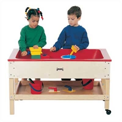 Jonti-Craft Sand-n-Water Table w/ Shelf 2856JC