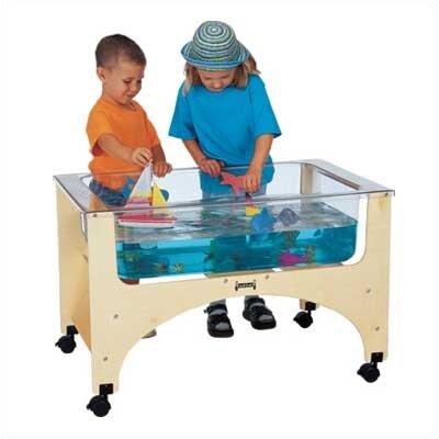 Jonti-Craft See-Thru Sand-n-Water Table 2871JC