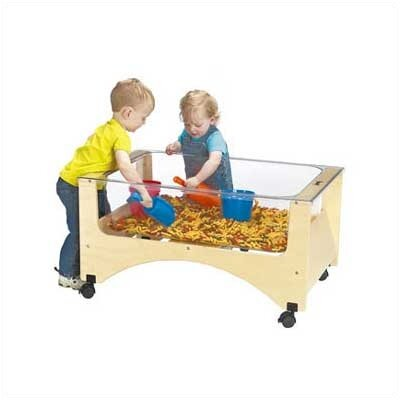 Jonti-Craft See-Thru Sand-n-Water Table 2872JC