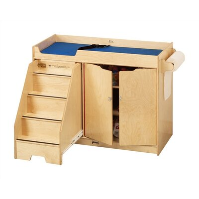 KYDZ Changing Table with Stairs 5135JC