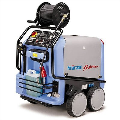 Kranzle USA 3.3 GPM / 2,500 PSI Hot Water Electric Pressure Washer at Sears.com