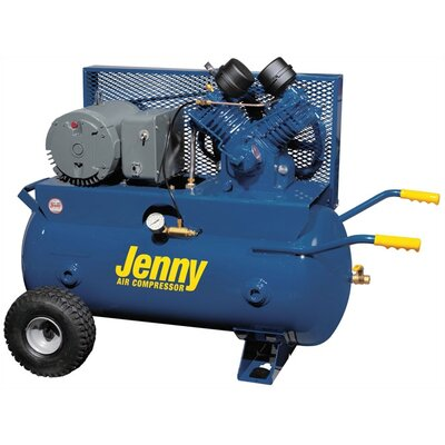 Buy low price jenny products 8 30 gallon 5 hp electric for 5 hp electric motor price