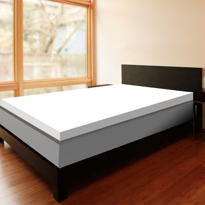 3 Memory Foam Topper Size: Full