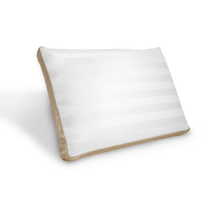 Scented Bed Memory Foam Standard Pillow Color: Coconut