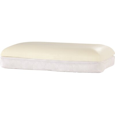 Lifestyle Now 2 in 1 Reversible Memory Foam Standard Pillow