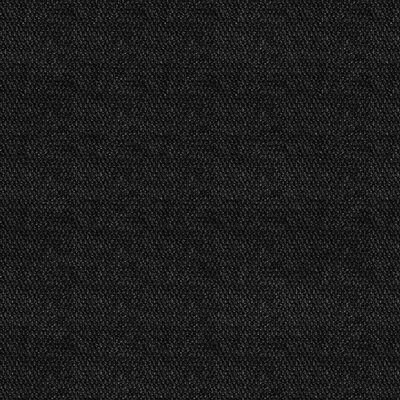 Hobnail 18 x 18 Carpet Tile in Black