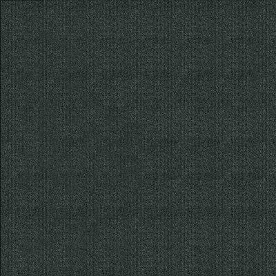 Ribbed 18 x 18 Carpet Tile in Gunmetal