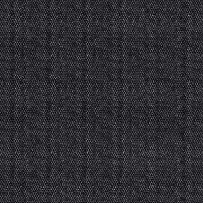 Hobnail 18 x 18 Carpet Tile in Gunmetal