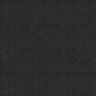 Smart Transformations Ribbed Multi Purpose 24 x 24 Carpet Tile in  Black Ice