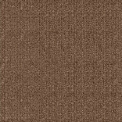 Smart Transformations Ribbed Multi Purpose 24 x 24 Carpet Tile in Chestnut