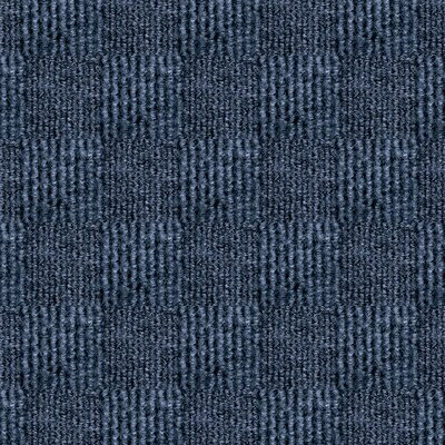Smart Transformations 24 X 24 Carpet Tile in Denim