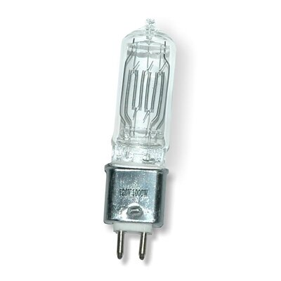 1000W Quality 120-Volt (3200K) Halogen Light Bulb