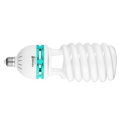 100W (5500K) Compact Fluorescent Full Spectrum Light Bulb