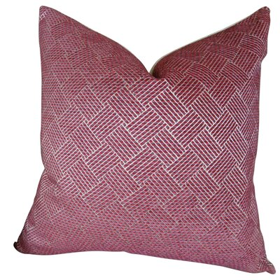 Marble Arch Throw Pillow Size: 18 H x 18 W
