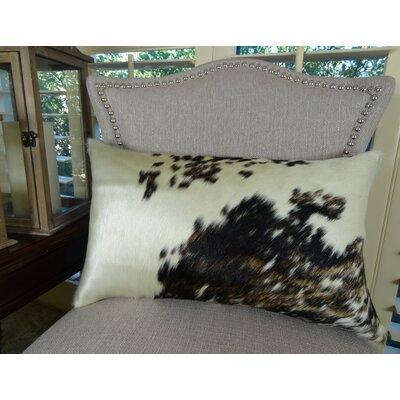 Exotic Tri Dark Handmade Lumbar Pillow Size: 12 H x 25 W