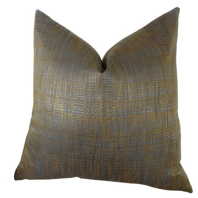 Clonamore Double Sided Throw Pillow Size: 18 H x 18 W