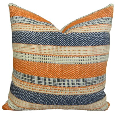 Full Range Cayanne Cotton Throw Pillow Size: 22 H x 22 W