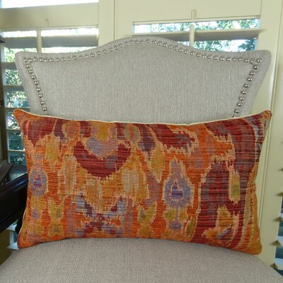 Bear Canyon Handmade Lumbar Pillow Size: 12 H x 25 W