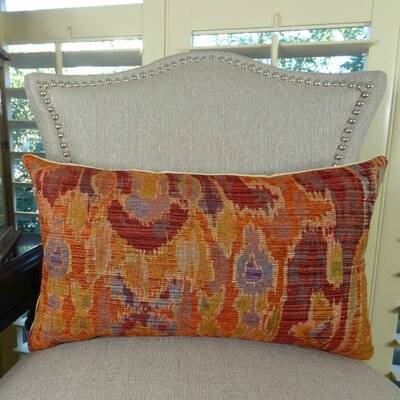 Bear Canyon Handmade Lumbar Pillow Size: 12 H x 20 W