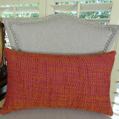 Intermix Chenille Lumbar Pillow Size: 12 H x 20 W