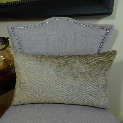 Lumbar Pillow Size: 12 H x 25 W
