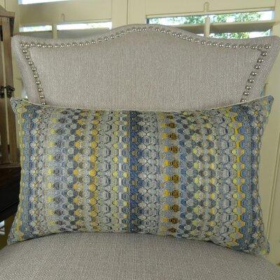Merlot Way Double Sided Lumbar Pillow Size: 12 H x 20 W