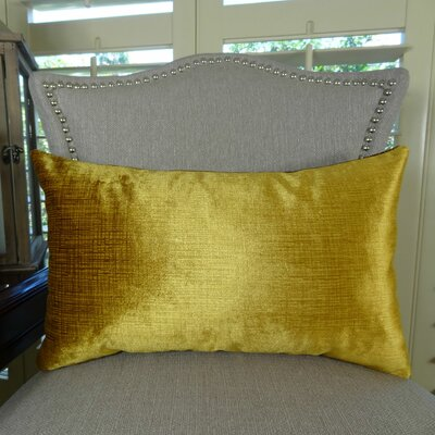 Lumiere Throw Pillow Size: 12 H x 25 W