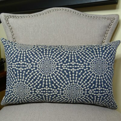 Bluebell Double Sided Lumbar Pillow Size: 12 H x 25 W