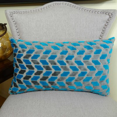 Deep Sea Dive Double Sided Lumbar Pillow Size: 12 H x 20 W