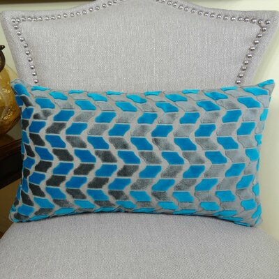 Deep Sea Dive Lumbar Pillow Size: 12 H x 25 W