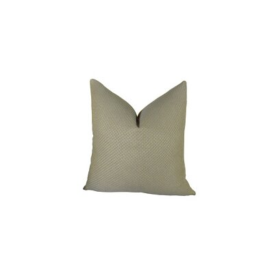 Mancuso Rain Handmade Throw Pillow Size: 12 H x 20 W