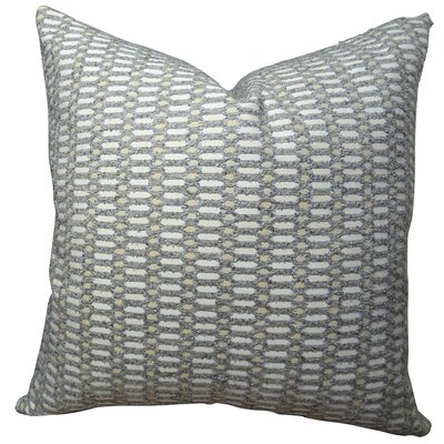 Cicle Joiners Handmade Throw Pillow  Size: 24 H x 24 W