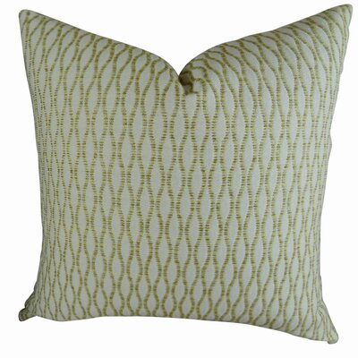 Winding Road Zest Handmade Throw Pillow  Size: 22 H x 22 W