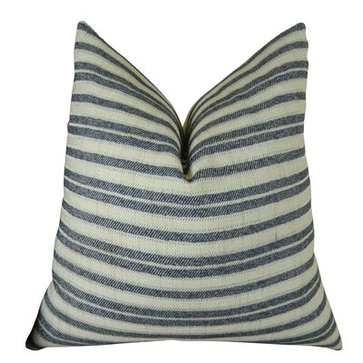 Stone Manor Handmade Throw Pillow  Size: 22 H x 22 W