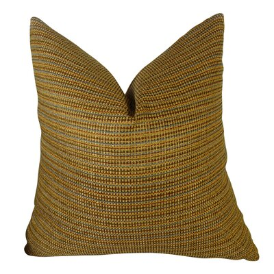 Chuleta Handmade Throw Pillow Size: 24 H x 24 W