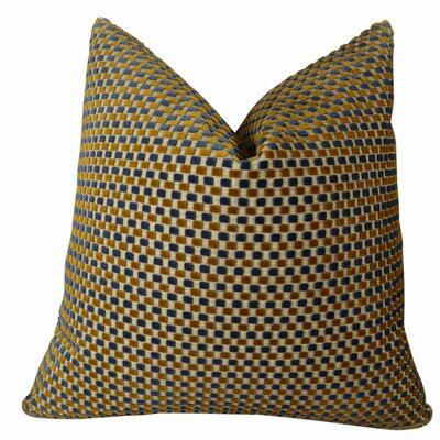 Prodigious Handmade Mirhon Throw Pillow  Size: 20 H x 20 W