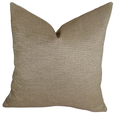 Mastria Handmade Throw Pillow Size: 18 H x 18 W