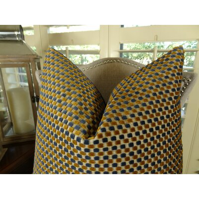 Prodigious Handmade Mirhon Throw Pillow Size: 22 H x 22 W