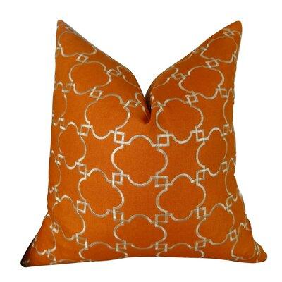 Fresh Mango Handmade Throw Pillow Size: 26 H x 26 W