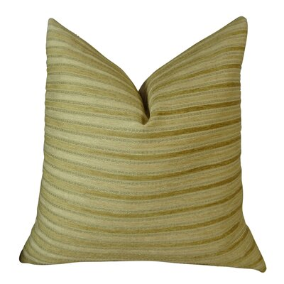Lantern Lane Handmade Throw Pillow Size: 18 H x 18 W
