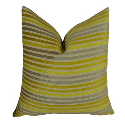 Fork Valley Handmade Throw Pillow  Size: 20 H x 20 W