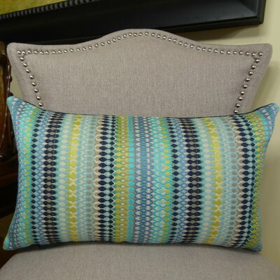 Alpenglow Lumbar Pillow Size: 12 H x 25 W