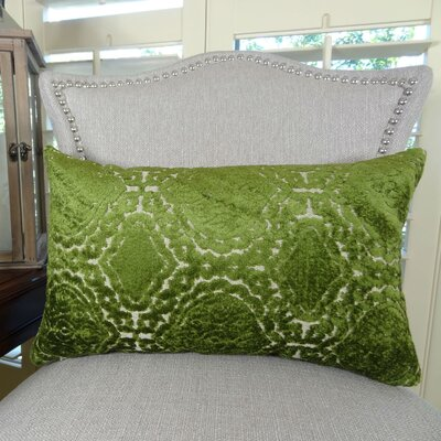 Trocaire Basil Double Sided Throw Pillow Size: 12 H x 25 W