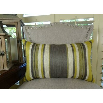 Ocosingo Zest Double Sided Throw Pillow Size: 12 H x 25 W