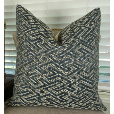 Duncan Range Throw Pillow Size: 22 H x 22 W