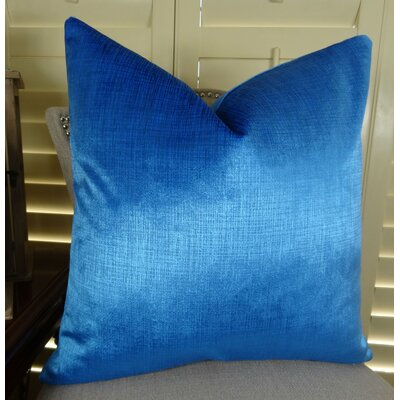 Lumiere Azure Euro Pillow