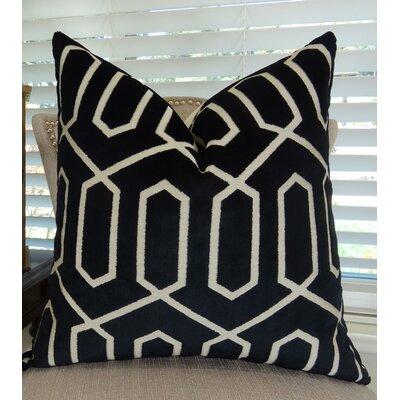 Bengal Lattice Euro Pillow