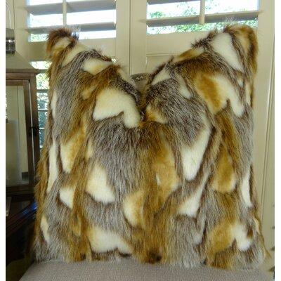 Brandy FoxThrow Size: 20 H x 20 W
